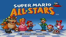 Lets Play | Super Mario Allstars | Super Mario Bros. | German/100% | Part 1 | Schweres Spiel!