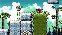 Lets Re-Play Yoshis Island part 2 - Cool Glitches, fails, and more!
