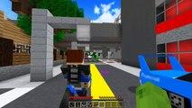 Minecraft School - TEENAGE MUTANT NINJA TURTLES - SAVING SPLINTER !