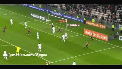 All Goals HD - Nice 2-1 Lorient - 23-01-2016