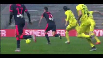 All Goals HD - Nantes 2-2 Bordeaux - 23-01-2016