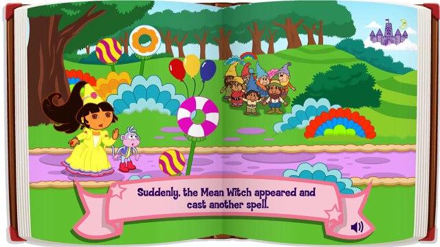 Dora The Explorer - Fairytale Fiesta HD