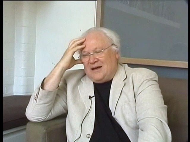 Loose Cannon The Evil of the Daleks Colin Baker Interview LC31
