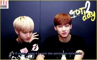 [Legendado PT-BR] GOT7 - GOT2DAY #13 JB & Mark