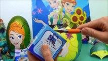 Gigantische Disney Bevroren Koorts Elsa Verrassing Speelgoed Ei ディズニー
