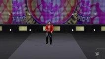 WWE 2K16 aj naka