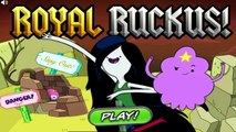 Adventure Time - Royal Ruckus ! - Adventure Time Games