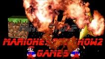 Minecraft: hardcore deel 39 #smurf slaapt niet door skys goudvis XD