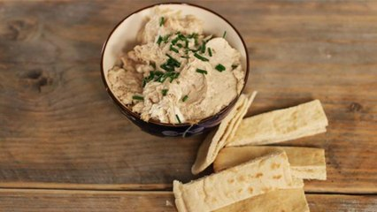 Smoked Mackerel Pate In 30 Seconds