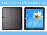 dual os tablet Windows 8.1 Android 4.4  10.1 IPS Screen 1280x800 Intel Z3735F Quad Core 2GB/32GB/64G 2MP+5MP dual os tablet-in Tablet PCs from Computer