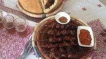 تحضير بولفاف المغربي شهيوات عيد الأضحى من المطبخ المغربي مع ربيعة Boulfaf Brochette de Fois
