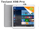 9.7 inch Teclast X98 Pro Windows 10 Android 5.1 Dual OS Tablet PC Intel Cherry Trail Z8500 2.24GHz 4GB LPDDR3 RAM 64GB eMMC-in Tablet PCs from Computer
