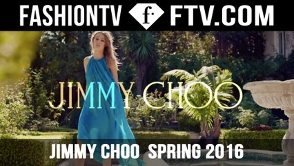 JIMMY CHOO is Spring | FTV.com