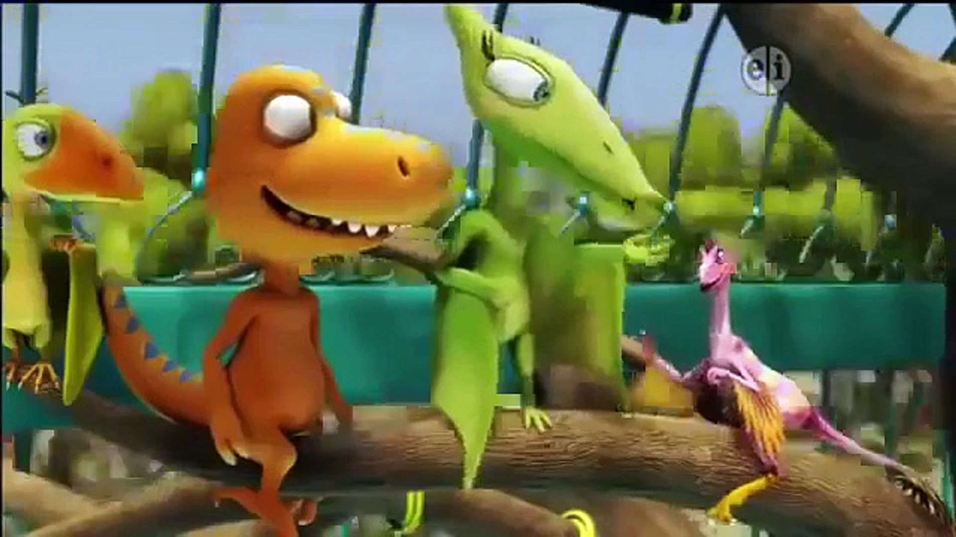 New Dinosaur Train Cartoon 2015 Full Length English(◣_◢)✣ Good Dinosaurs  cartoon For Kids