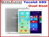 Teclast X89 Dual OS boot Windows 8.1 & Android 4.4 Intel Bay 7.9  IPS Trail T Z3735F 2048X1536 2GB/32GB dual boot tablet pc-in Tablet PCs from Computer