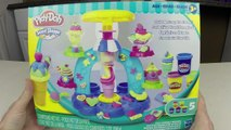 PLAYDOH Scoops ICE CREAM MAKER How to Make Ice Cream Play Doh Surprise Egg Kinder Surprise Eggs Toy