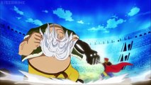 EPIC HAKI CLASH!! LUFFY VS CHINJAO [One Piece 646]