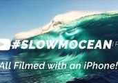 Two Years of Slow Motion Aussie Surf Captured on an iPhone