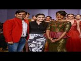 Ravishing Mugdha Godse Sizzle On ramp for Designer Nitya Bajaj | Pune Fashion Week 2013