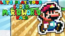 Infovideo: Lets Play your SMW-Hack Ankündigung