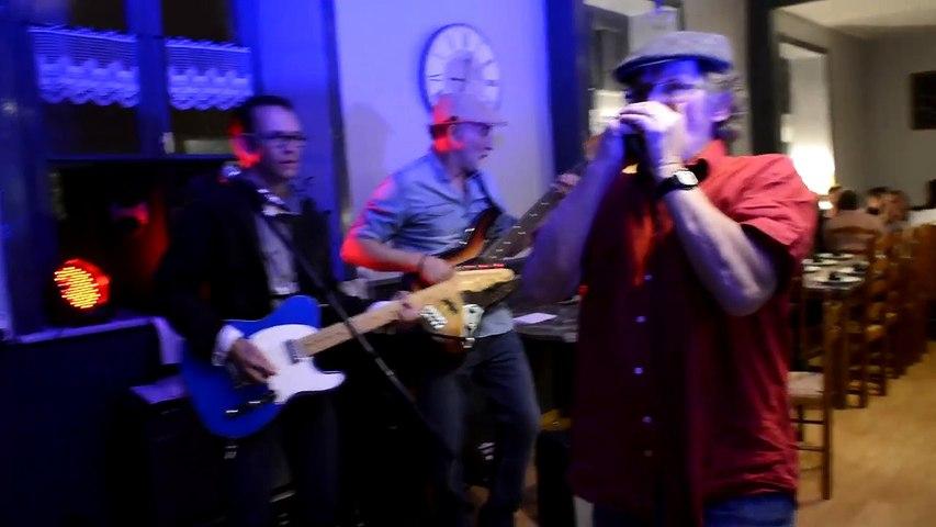 Concerts gratuits en bars - Festival Blues des deux Rivières 2015