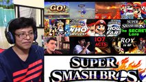 Super Smash Bros. 4 SEXO, PORNO, HENTAI en el Smash Bros!!! No mames!! Wii U Hack o Que??
