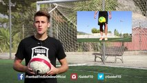 Cross over - Freestyle Football/Soccer skills y trucos de fútbol para Freestylers