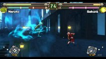 Naruto Ultimate Ninja Heroes 2 Psp Walkthrough Part 2