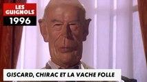 Les Guignols de l'Info - Giscard, Chirac et la vache folle (1996)