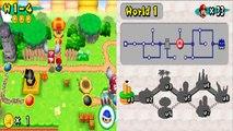 Lets Play New Super Mario Bros - Part 3 - Durch Sand und Wüste