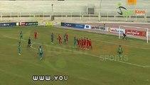 هدف مباراة مصر المقاصه و حرس الحدود (1 - 0) | الأسبوع السادس عشر | الدوري المصري 2015-2016
