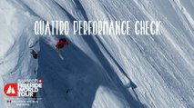 Quattro Performance Check - Vallnord Arcalís - Swatch Freeride World Tour 2016