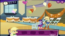 Equestria girls Baile MLP My little Pony Juego Equestria girls en español Video Juego MLP 2015