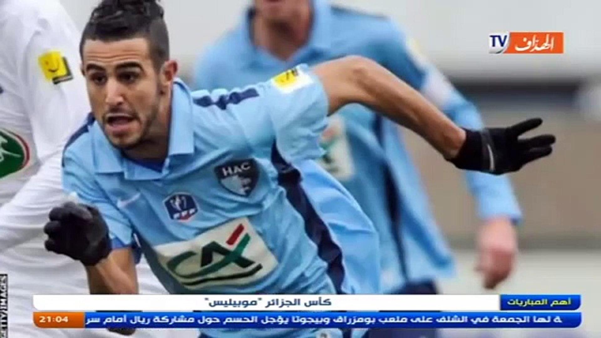 Le buteur international - Elheddaf tv - Ali Bencheikh et Madjer Parler de Mahrez et Boudebouz