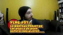 Greg Tabibian - Le projet de loi débile de deux députés socialistes...