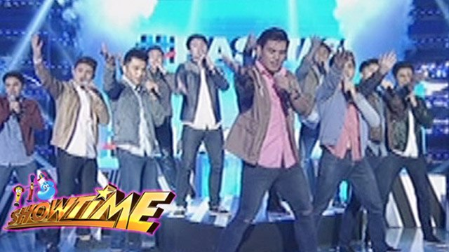 It's Showtime: Hashtag boys perform Backstreet Boys hits
