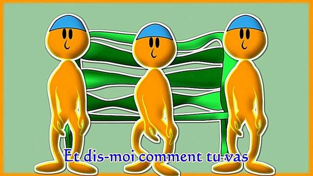 Assis, Debout - alain l lait (Sit down, Stand up)