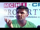 Sunil Shetty at inauguration of Mchi Credai 22nd Property Exhibition