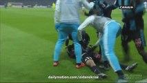 Olympique Lyon 1-1 Olympique Marseille HD - All Goals & Highlights 24.01.2016 HD