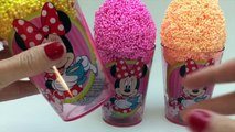 Minni Mous Surpris Egg Mickey Mous Disney Toy Masha and Th Bea Peppa Pig Hell Kitty Eggs