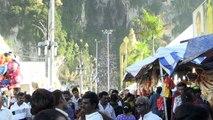 Vivid displays of devotion in Malaysia Thaipusam festival