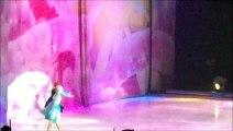 Disney sur glace les mondes féeriques 24.01.2016 à Marseille