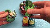 Avenger Surpris Egg Opening Party! Wit a HUG GIANT JUMB surpris Egg!