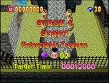 Bomberman 64 - World 1: Green Garden - Stage 1: Untouchable Treasure (Gold Cards and Custom Balls)