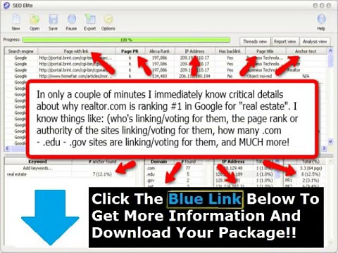 Seo Elite Proxy + Seo Elite Software Download