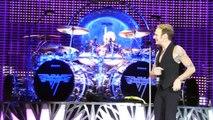 """Beer Thrown at Dave Onstage & Dirty Movies"" Van Halen@Susquehanna Center Camden, NJ 8/27/15"