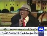 Amanullah Khan Hilarious Parody of Ghulam Ali Khan in front of him! – Hilarious!!!
