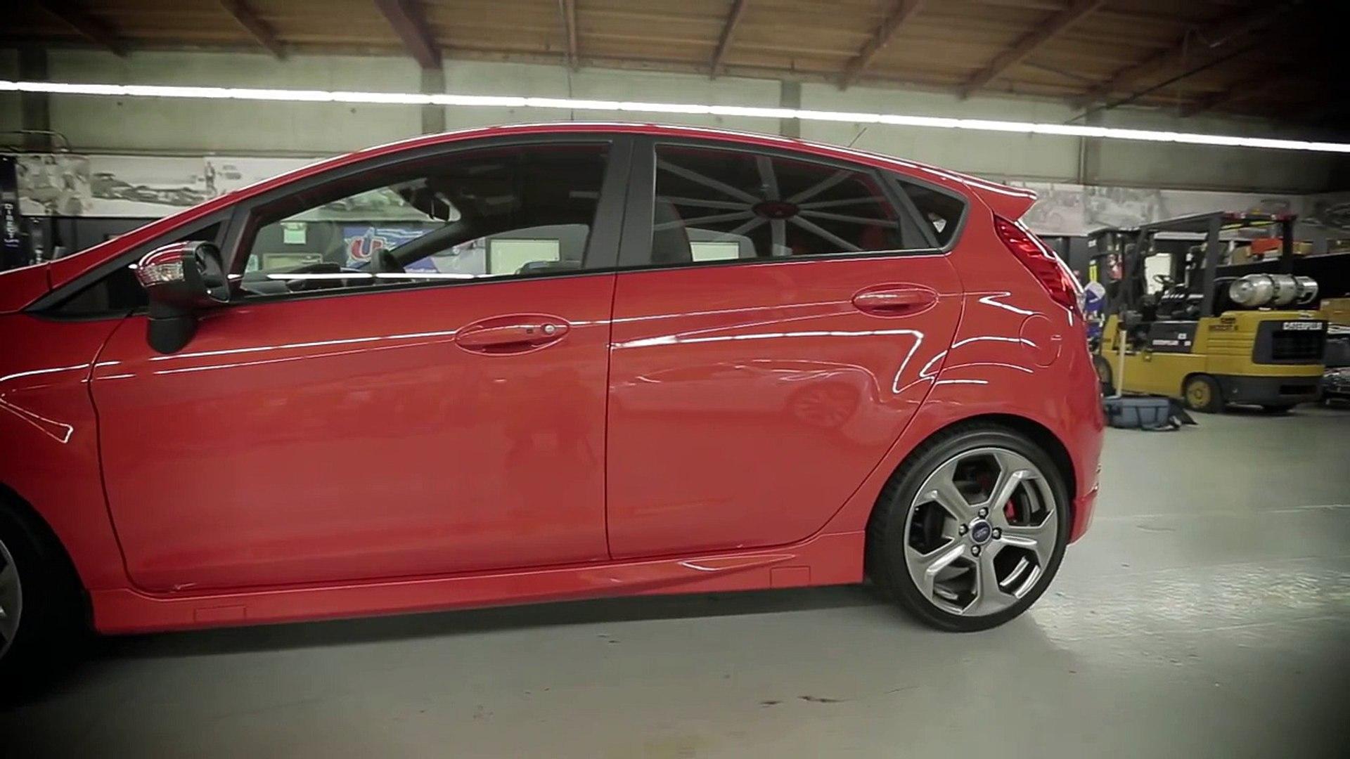 Talking Fiesta ST, Ford vs Chevy, GT500 & SVT Raptor with Ford SVTs Jamal Hameedi! - WOT
