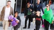 Brad Pitt und Angelina Jolie ziehen nach London!