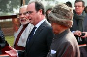 """""""Nous voulons rappeler les liens qui unissent la France et l'Inde et que nous voulons mettre au service de la planète"""""""